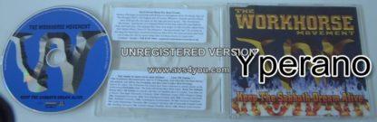 The WORKHORSE MOVEMENT: Keep the Sabbath Dream Alive PROMO CD (+ 2 Previously unreleased tracks). Check video