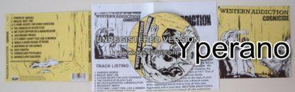 Western Addiction: Cognicide (2005) CD Fat Wreck Chords.