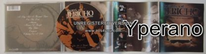 WALLS OF JERICHO: A Day And A Thousand Years CD Brutal female vocals