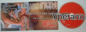WACO JESUS: Filth PROMO CD (different tasty back cover than the commercially available one) HIGHLY RECOMMENDED.