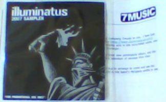 ILLUMINATUS: 2007 CD. Alternative / Metal / Rock. metallica, anathema, paradise lost. s, free for orders of £20+