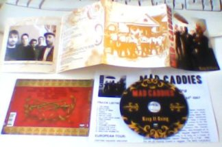 MAD CADDIES: Keep it going CD Fun lyrics on a great PUNK Reggae/Ska Beat. + video.
