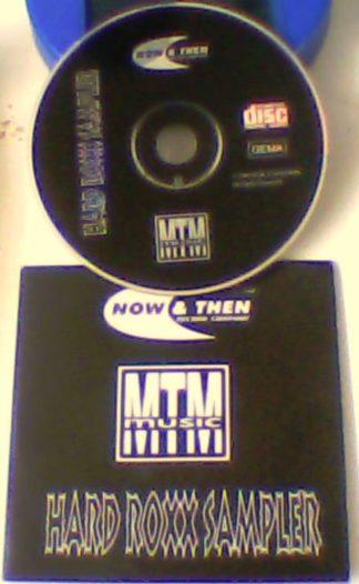 NOW n THEN MTM Music HARD ROXX SAMPLER CD 13tr. AOR, HARD ROCK w. Ten, Cita, Hugo, Life s. Free for orders of £30+