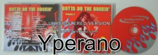 """GOTTA DO THE ROCKIN CD Volume 2. 14 Killer bands. 65 min.+ """"If tits could kill"""". HIGHLY RECOMMENDED"""