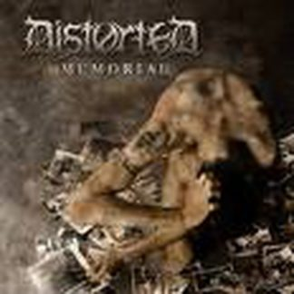 DISTORTED: Memorial CD PROMO. Female-fronted metal. Opeth and Nevermore. Check video n all samples