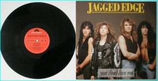 """JAGGED EDGE You dont love me [12"""" w. unreleased song """"Fire and water"""" + extra track """"Resurrect""""] CHECK VIDEO"""
