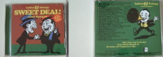 SWEET DEAL Eulogy n Initial Label (sealed) sampler songs by 23 bands. Walls of Jericho, boysetsfire etc. Check all 23 samples