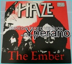 "HAZE: The ember 12"". mix of Prog, Psychedelic Rock, Blues Rock, straightforward Heavy Rock / Metal. Check video"