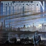 Transgression: Cold World LP. RARE + excellent Hardcore n speed metal [H/C Punk From U.S.]