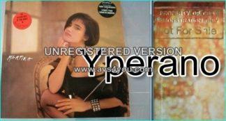 MARTIKA: Martika (s.t) LP (Alternative cover European version 1989 + inner with all lyrics) Promo. Check video