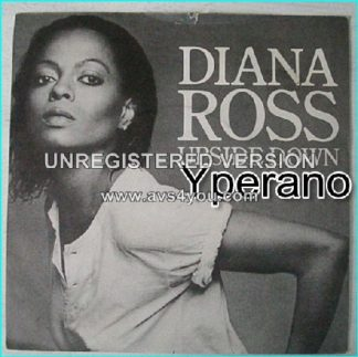 "Diana ROSS: Upside Down 7"" Classic. Check video"
