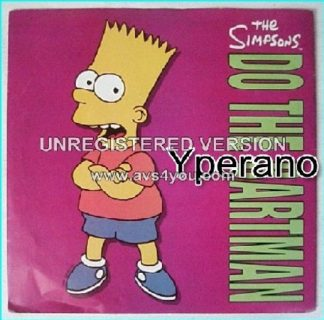 "The Simpsons: Do the Bartman 7"" Check video"
