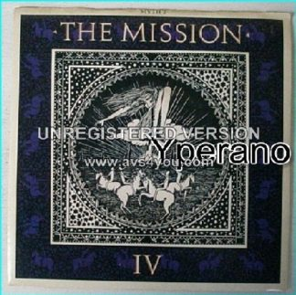 """The MISSION IV: Wasteland 7"""" + Shelter from the Storm (Edit) (Live Recording) Check video"""