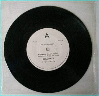 "OFRA HAZA: Im nin Alu 7"" SPECIAL RADIO EDIT Promo Check video"