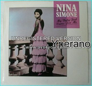 """Nina SIMONE: My baby just Cares for me 7"""" [Classic] Check video"""