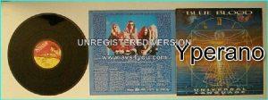 BLUE BLOOD: Universal Language LP 1991 Ex Trespass N.W.O.B.H.M. Bon Jovi, Firehouse, Danger Danger, White Lion. Check audio