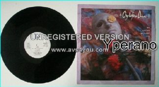 "CRY BEFORE DAWN: No Living Without You 12"" [Irish A.O.R. RARE version with two extra songs] Check video"