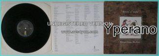 DRIVIN N CRYIN: Whisper tames the lion LP. Great Hard Rocking US band. Check samples