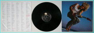 Sammy HAGAR: Sammy Hagar [untitled cover] / I Never Said Goodbye LP 1987. Check VIDEOS.