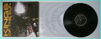 KINGS OF THE SUN: Kings of the Sun LP Very good for fans of AC/DC. Check videos