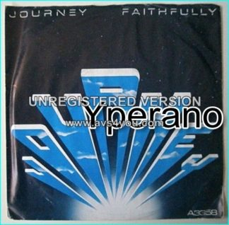 "JOURNEY: Faithfully 7"" + Edge of the blade [Classic]"
