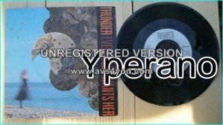 "THUNDER: Everybody Wants Her 7"" + Dangerous Rhythm (unreleased). RARE. Check killer video"