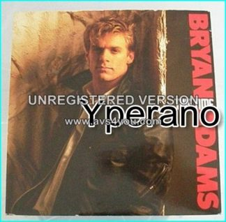 "Bryan ADAMS: this time 7"" Check video"