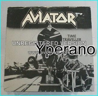 "AVIATOR: Time Traveler + Rocking Chair (song not available elsewhere). Fantastic artwork, great songs. SupergroupRare 7"" single"