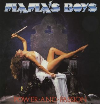 MAMAS BOYS: Power and passion LP CHECK VIDEOS