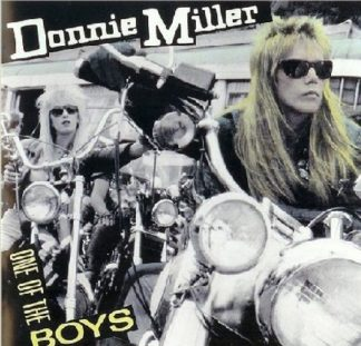 DONNIE MILLER: One of the Boys LP PROMO Check video + samples.