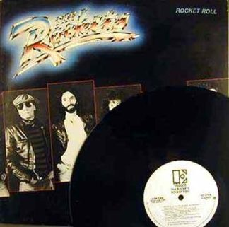 The ROCKETS: Rocket Roll LP PROMO. Rare. Boogie Rock / Classic Rock. .