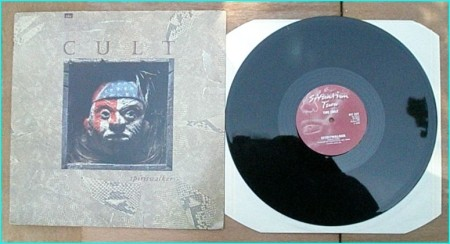 "The CULT Spiritwalker 12"" + unreleased gems A flower in the desert, Bone Bag. 1984 check video"