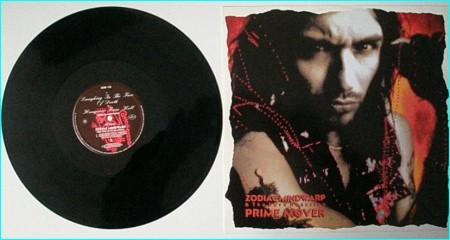 ZODIAC MINDWARP AND THE LOVE REACTION Prime Mover [mix] and 3 extra unreleased songs- Check VIDEO