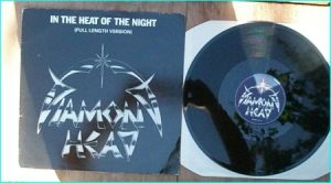 DIAMOND HEAD: In The Heat Of The Night Play it loud (Rare 1982) Check video