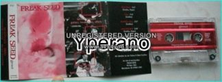 """FREAK SEED: Grout [Tape 500 copies only pressed] Check video for """"Zero Reflection"""" one of the best METAL songs ever"""