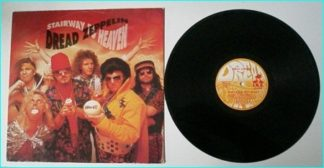 DREAD ZEPPELIN Stairway to Heaven E.P Led Zeppelin Elvis Reggae Dread Zeppelin