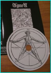 AGMEN: Damnation CD. old school black metal with some death metal. IncludesTorr cover version. CHECK VIDEOS