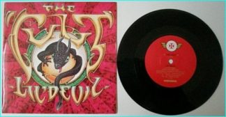 "The CULT: Lil Devil 7"" w. Zap City (great unreleased song). Check videos"