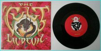 "The CULT: Lil Devil 7"" Zap City (great unreleased song). Check videos"