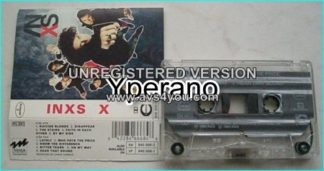 INXS: X (incl. Suicide blonde, disappear etc.) tape. Check video