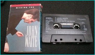 John WAITE: Missing You Tape [Tape] Check video