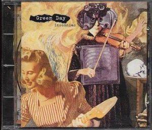 GREEN DAY: Insomniac CD. check samples