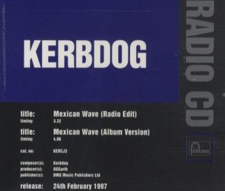 KERBDOG: Sally (special radio only Promo cd) Check video