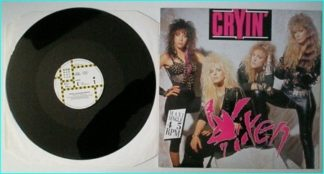 "VIXEN Cryin (Extended Remix) 12"" Vinyl EPcheck video."