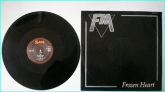 "FM: Frozen Heart 12"" live recording. Check video"