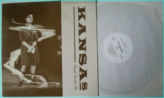 "KANSAS stand beside me 12"" PROMO check video"