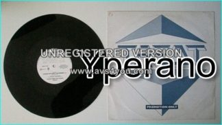 "TREAT: PROMO 12"" Strike Without Warning ( 2) Check sample"