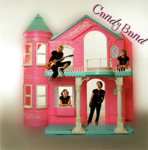 CANDY BAND: Candy band (S/T) CD The Ramones play kids music. Amazing concept, really well done CHECK AUDIO SAMPLES (MP3s)