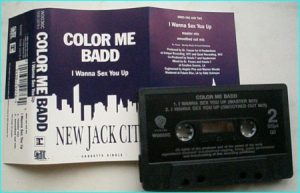 COLOR ME BADD: I wanna sex you up [tape]