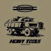 ENOJADO: Heavy Tools CD Paper pack [CROWBAR, KYUSS] Check video